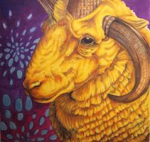 Golden Fleece by SuicidalMuffins