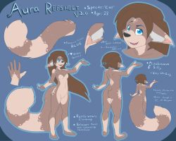 Aura Reference Version 3 by MOOMANiBE