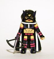 Huntress Custom Minimate by luke314pi