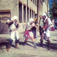 Assassin's Creed by Alicemagicalyawesome