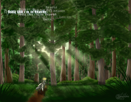 Pines of Neraskryto by RonTheWolf