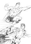 DC Classics: Worlds Finest by guinnessyde