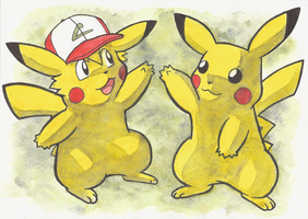 High-Pika-five by Yamashita-akaDoragon