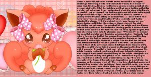 Vulpix TG TF Caption by kai01604