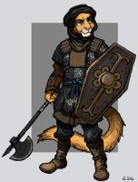 Zafar Sentinel by TheLivingShadow