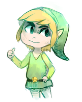 Link by sweating