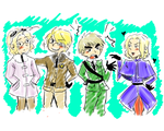 APH: Best family EVER. by kelly--bean
