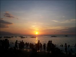 Philippine Sunset by theflickerees