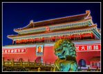 The Gate of Heavenly Peace by CashMcL
