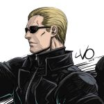 Digital Sketch Warm Up 03 - Wesker by Vostalgic