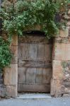 Old wooden gate by A1Z2E3R