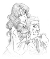 Couples sketch: SeveruS. by falingard