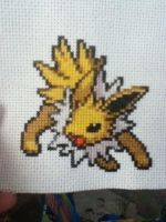 Jolteon by dorkus1226