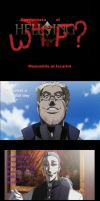 Randomness of Hellsing part 5 by ProwlsPrincess