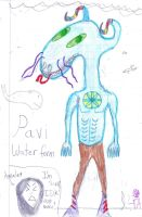 Pavi: Water Form by Annaley