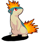 Day Seven: Favorite Fire Type by TechnoClove