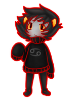 sweaterkat vantas by StitchedKurloz