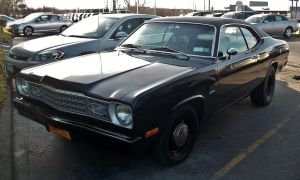 (1976) Plymouth Duster by auroraTerra