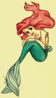 The Little Mermaid. by LilNikiwi