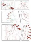 :Sketch: Sparring (Part 1) by IX-universe