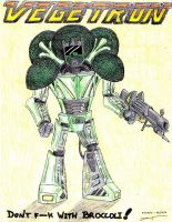 1024 - Vegetron Transformer by TwistedMethodDan