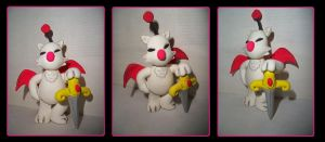Mog The Moogle by axelgnt