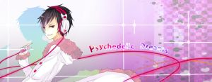 Izaya: Psychedelic Dream by marialife