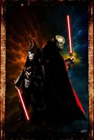 Dark Side of the Force by marianoleonardi