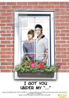 POSTER YUNJAE (I GOT YOU UNDER MY ?) by valicehime