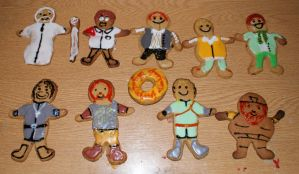 The Fellowship Of The Ring (Doughnut) by lubyelfears