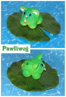 Pawlliwog Mini by crokittycats