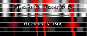 Gradient Pack 2 by LadyBlacksword