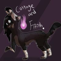 AT: Cottage 'n' Faith by bedheadd