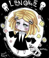 Chibi Lenore by Danny-chama