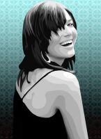 Mandy Moore by Sayyed