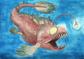Anglerfisch by Siobhan68