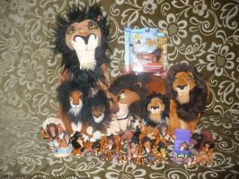 My Scar's  collection TLK by ZiraLovesScar