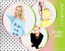 Pack png de jordyn jones + regalo psd by Julietha222