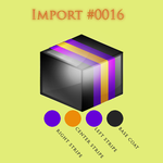 GDH Mare Import #0016 iJemz by DEAD--HEAD