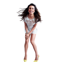 Lea Michele Png #2 by LightsOfLove