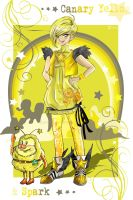 Canari Yellow 2014 by switchguy