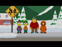 SimpsonSouthParkScreencapWP by thweatted