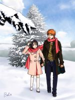 Bleach _ Winter morning by bms-bal