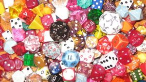 ALL THE DICE! by MaxWriter