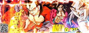 Goku by HOMEGODS2