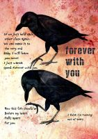 forever with you - Poster prin by ArtByKostasTsipos