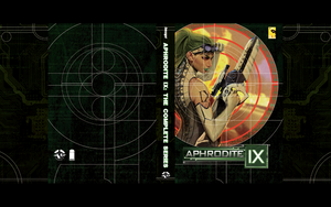 Aphrodite IX Complete Hardcover Edition covers by TopCowOfficial