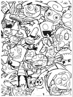 Nicktoons by XxStormxX