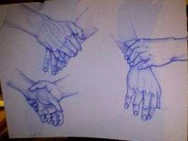 hands for class by antiflag8789