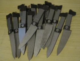 Dio Knives by CelL1337
